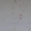 Ein Kunststudent