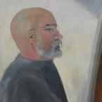 Portrait eines spanischen Malers