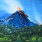Colimas Vulkan