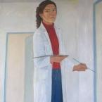 Selbstportrait III