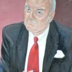 Portrait eines Juristen